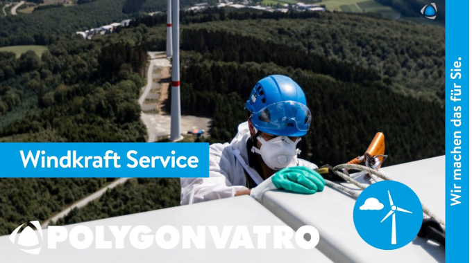 POLYGONVATRO | Windkraft Service