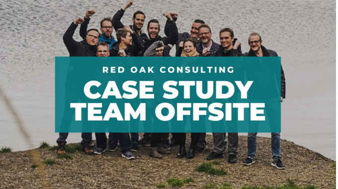 Team Offsite mit burini: Red Oak Consulting & Services for IT | Aftermovie