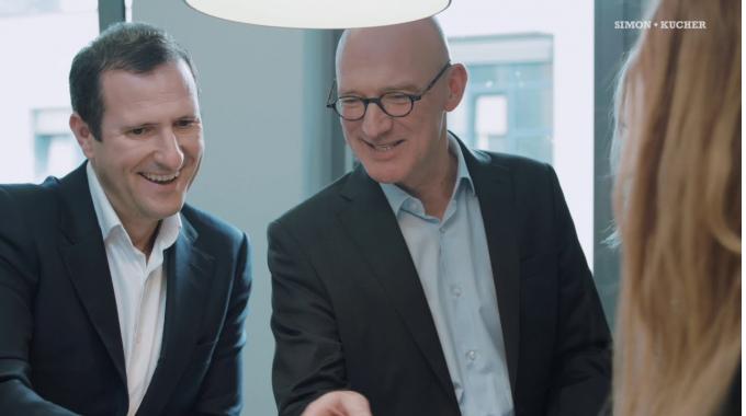 Meet our new CEOs: Mark Billige and Andreas von der Gathen