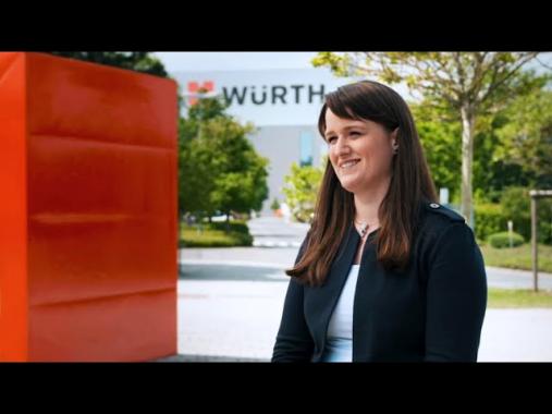 Arbeiten bei Würth Industrie Service. Der perfekte Job. Mit Sicherheit.