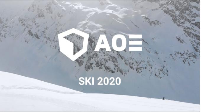 AOE Ski trip 2020 in Obergurgl