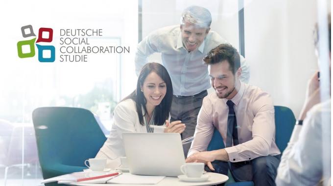 Deutsche Social Collaboration Studie 2019
