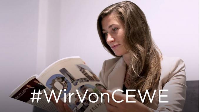 #WirVonCEWE – Controllerin Laura erzählt von ihrem Arbeitsalltag