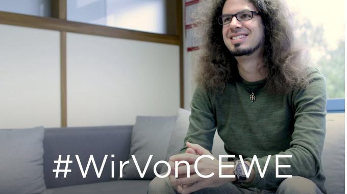#WirVonCEWE – Softwareentwickler Jan-Christian erzählt von seinem Arbeitsalltag