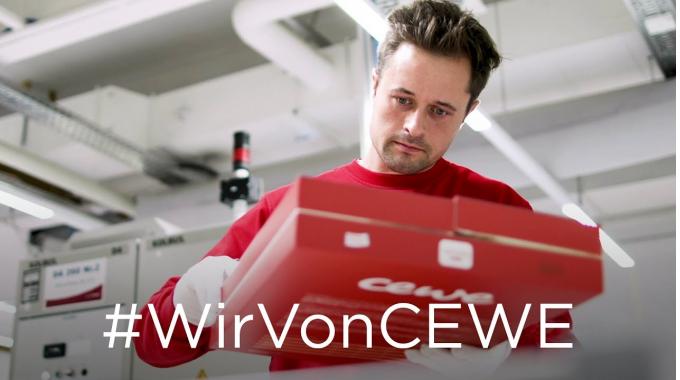 #WirVonCEWE – Produktionsassistent Christian erzählt von seinem Arbeitsalltag