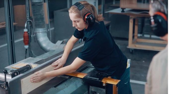 Ausbildung bei HYMER - Holzmechaniker/in in der Möbel- und Gehäuse-Industrie