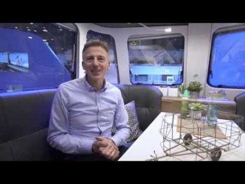 Neues Flaggschiff der ERIBA-Caravans: ERIBA Touring 820 - ein Meisterwerk auf jeder Straß...