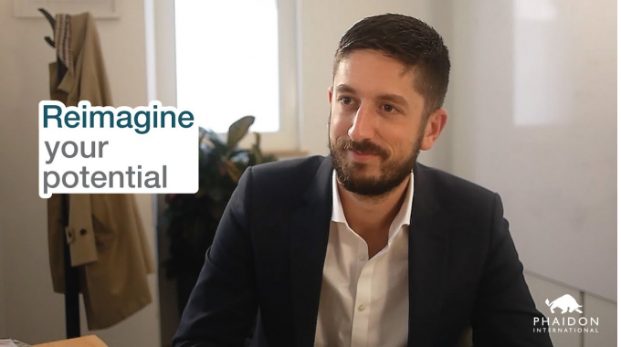 Reimagine Your Potential - Harry's story