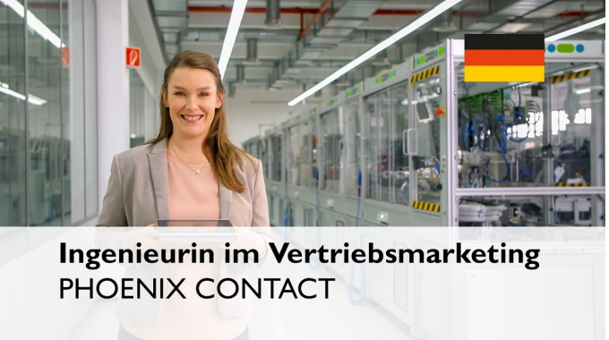 Was macht ein Ingenieur im Vertriebsmarketing bei PHOENIX CONTACT? – Zukunftsgestalter ...