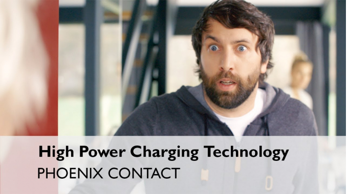 Fast charging with High Power Charging from PHOENIX CONTACT