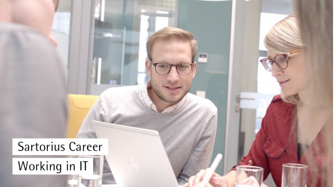 A Sartorius IT Career: How We Work and What Makes Us So Special