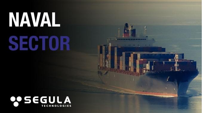 Naval sector at Segula Technologies