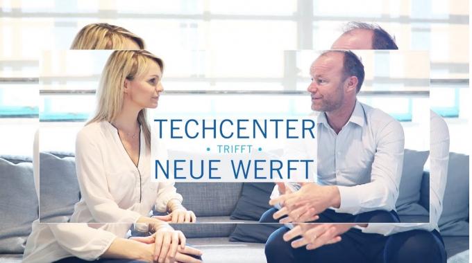 TECHCENTER trifft NEUE WERFT: Jan Radanitsch - smec