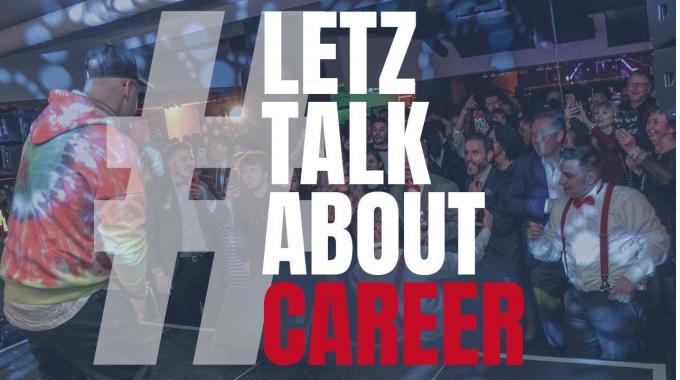 #LetzTalkAboutCareer