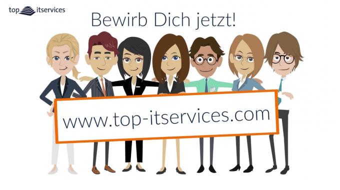 top itservices AG: Werde Werkstudent (m/w/d) im Sales & Recruiting