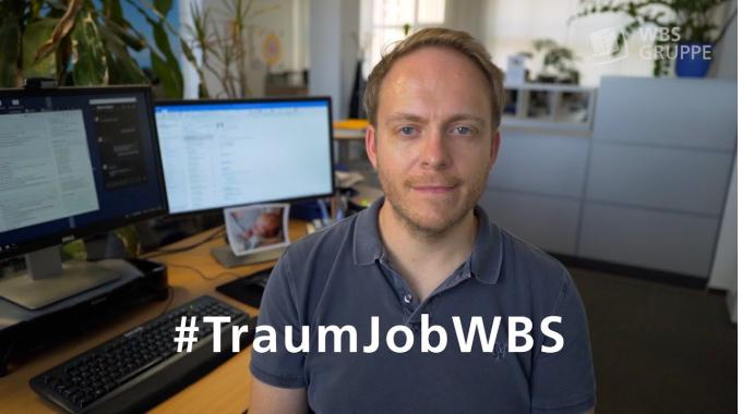 Trailer TraumJobWBS – New Work mit IT-Projektmanager Philipp Breinlinger