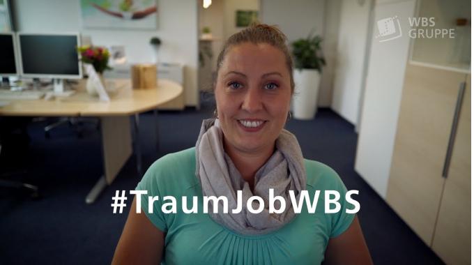 Trailer TraumJobWBS – New Work mit Organisationsassistentin Mandy Ryll