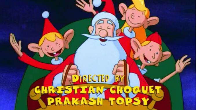 Weihnachtsmann und CO.KG Intro HD