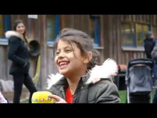 Glückliche Kinder im RTL Kinderhaus Gifhorn