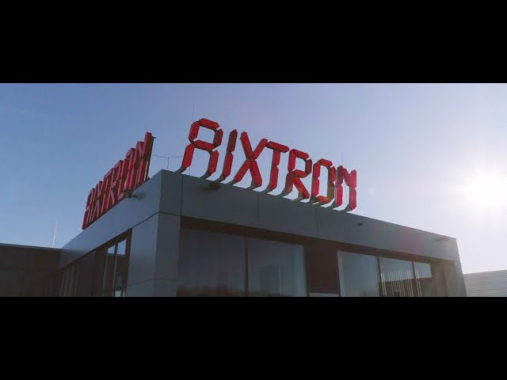 AIXTRON Corporate Film [2020] - Our technology. Your future [English]