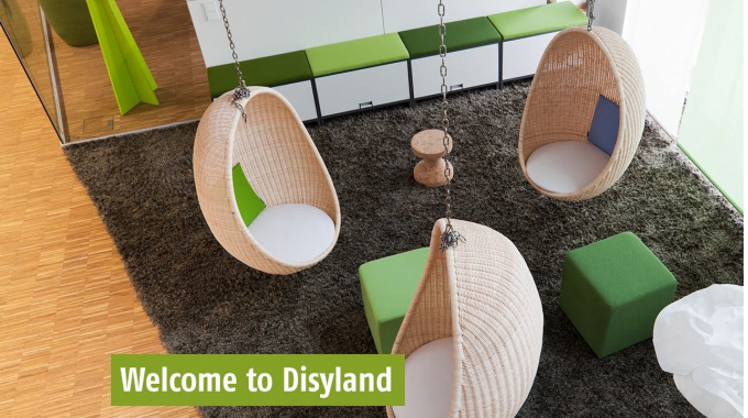 Welcome to Disyland