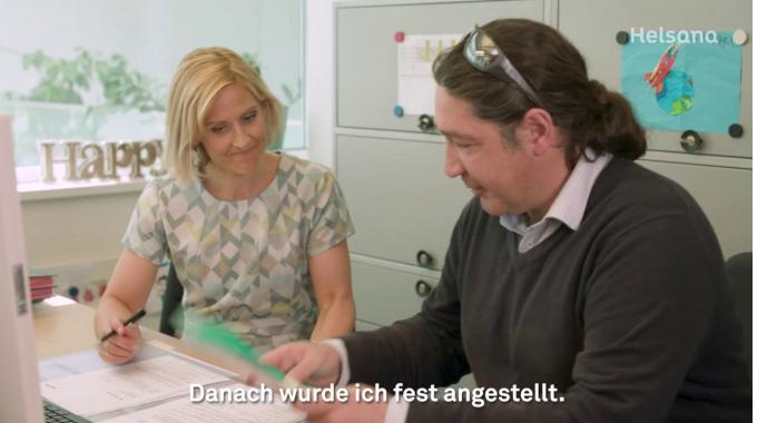 Teamleiterin Kundenservice International: Hélènes Arbeitstag in Dübendorf-Stettbach | #...