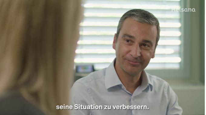 Fachspezialistin Case Management / Leistungskoordination: Karins Arbeitstag in St.Gallen...