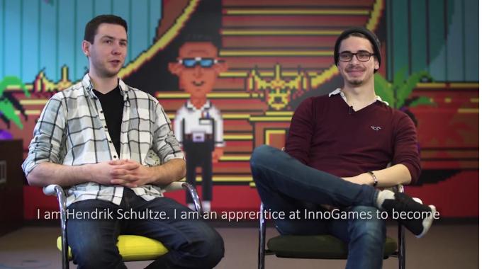 Career Starters at Game Developer InnoGames