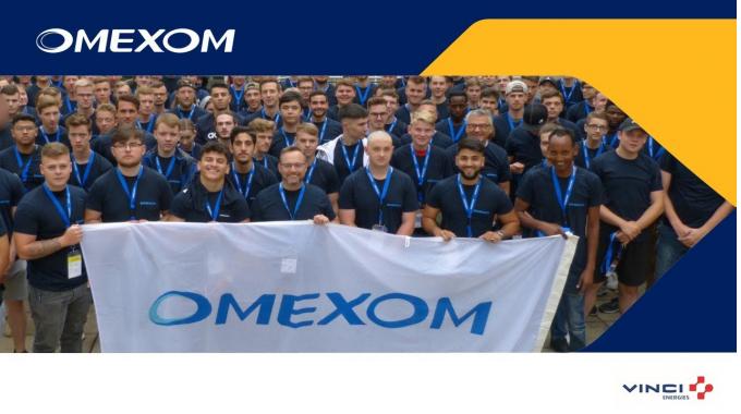 Omexom Azubitage 2019
