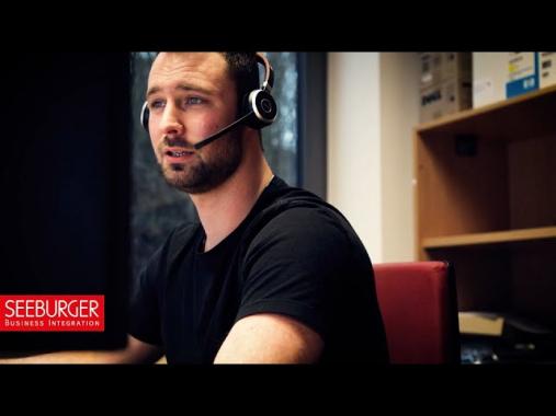 SEEBURGER | Jobvideos | Infrastructure & Desktop-Service