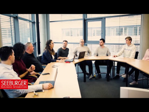SEEBURGER | Jobvideos | Consulting