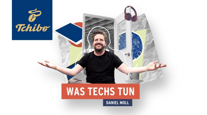 Was Techs tun - Episode 1: Daniel Moll | Tchibo Karriere