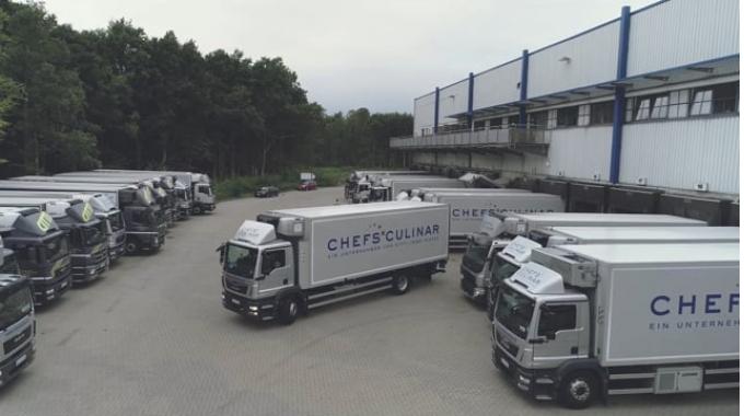 CHEFS CULINAR Azubiportrait LKW-Fahrer/in