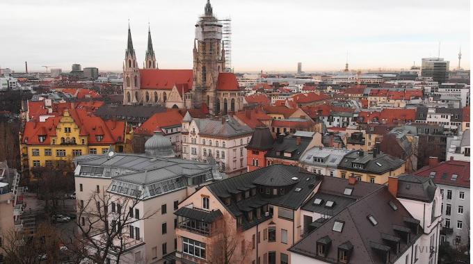 Vision11 am Standort München