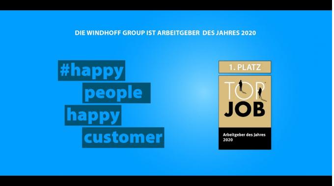 Windhoff Group ist Arbeitgeber des Jahres