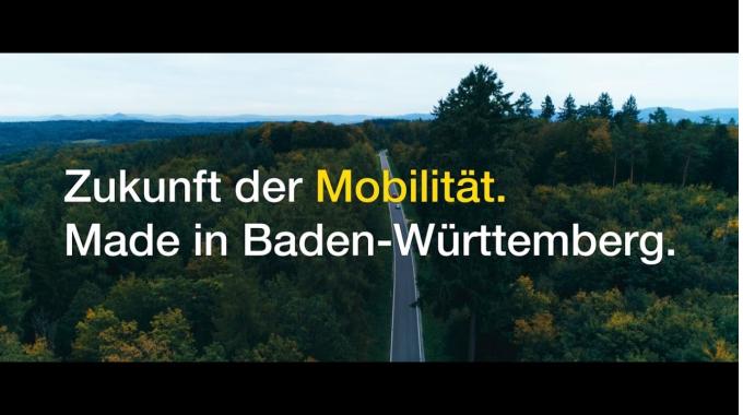 Zukunft der Mobilität – Made in Baden Württemberg