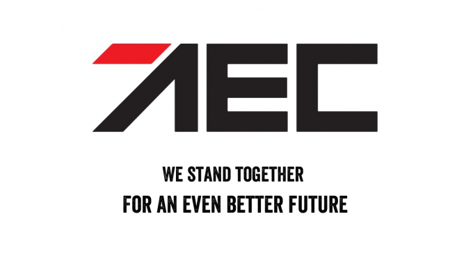 AEC  - WE STAND TOGETHER