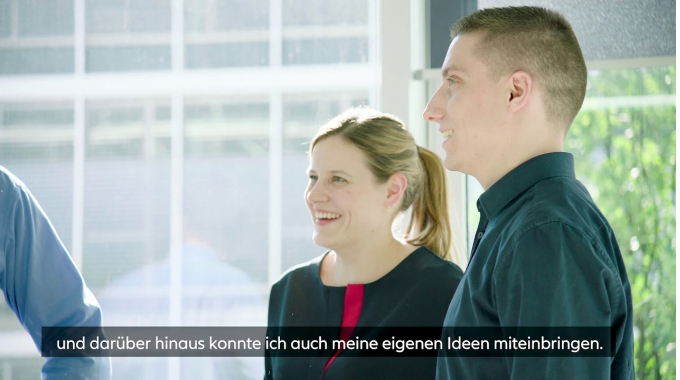 Vorteile des Allianz IT-Traineeprogramms