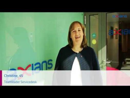 Axians IT-Girls - Christine