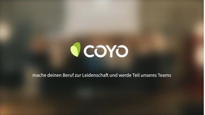 COYO – ein Unternehmen, das sich wie Zuhause anfühlt