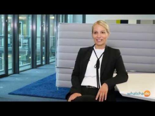 Warum macht eine Filialleiterin bei der apoBank ihren Job gerne?