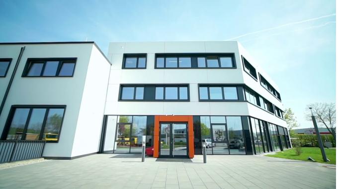 Elektro Kreutzpointner GmbH - Unsere neue Firmenzentrale