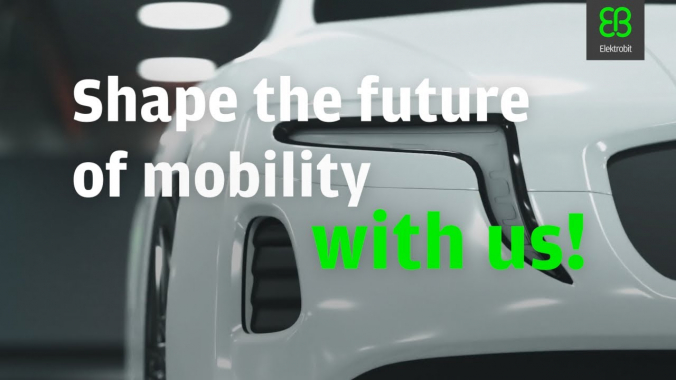 Shape the future of mobility with Elektrobit