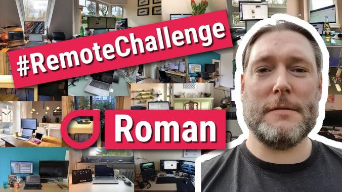 RemoteChallenge - Roman @Holisticon