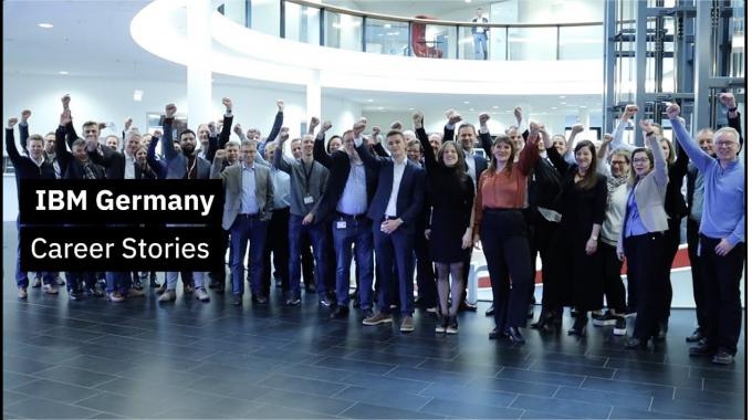 IBM Germany Career Stories