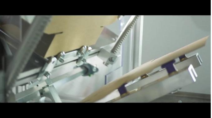 Intelligent fertigen (I): Maschinenbau vom Verpackungsspezialisten