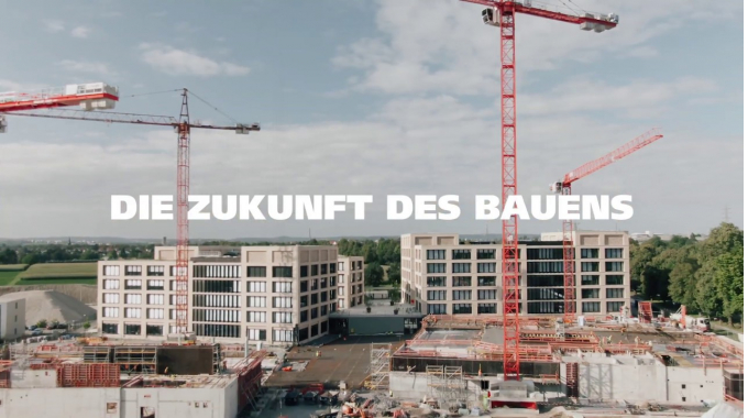 Hochbau bei Max Bögl - hochwertig, innovativ und vielseitig