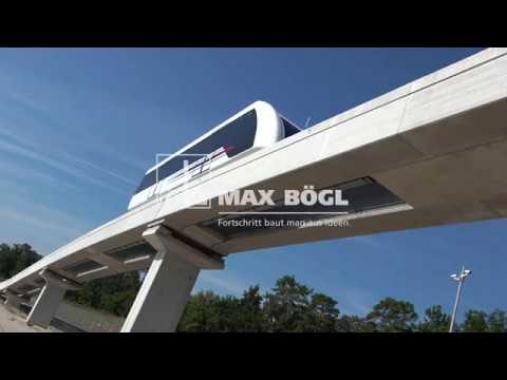 Transport System Bögl - Metropolen bewegen