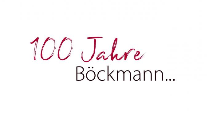 100 Jahre Böckmann - Schön war's!