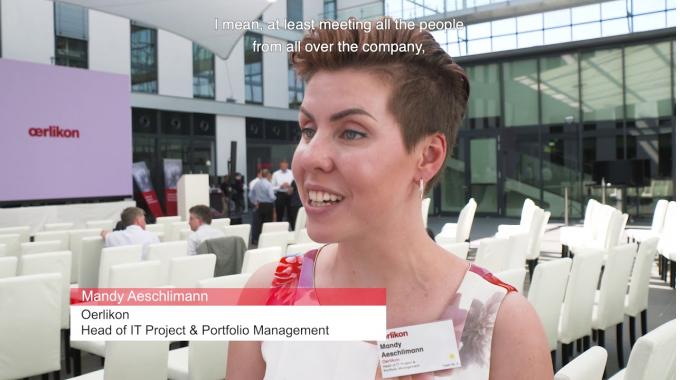 Opening Oerlikon Digital Hub